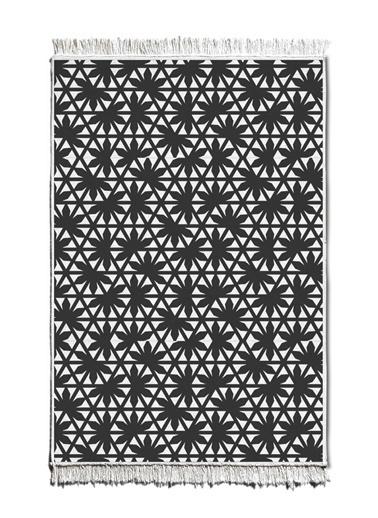 Morhipo Home Çift Taraflı Kilim 100x150 cm Siyah